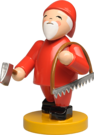 5243/19, Gnome with Bow Saw and Axe