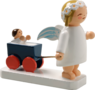 634/30/6, Marguerite Angel with Doll Carriage