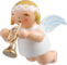 6307/36, Little Suspended Angel, with Trumpet