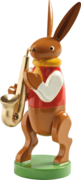 5350/54, Bunny Musician with Saxophone