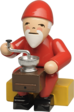 5243/4, Gnome with Coffee Grinder