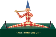 5332, Hans Kunterbunt, Small, with Podest