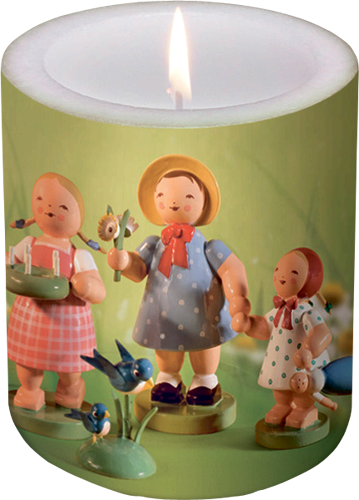 "Candle ""Goodwill Children"""
