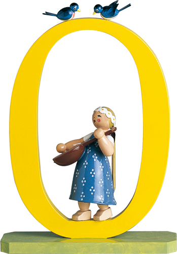 No. 0, Girl with Lute